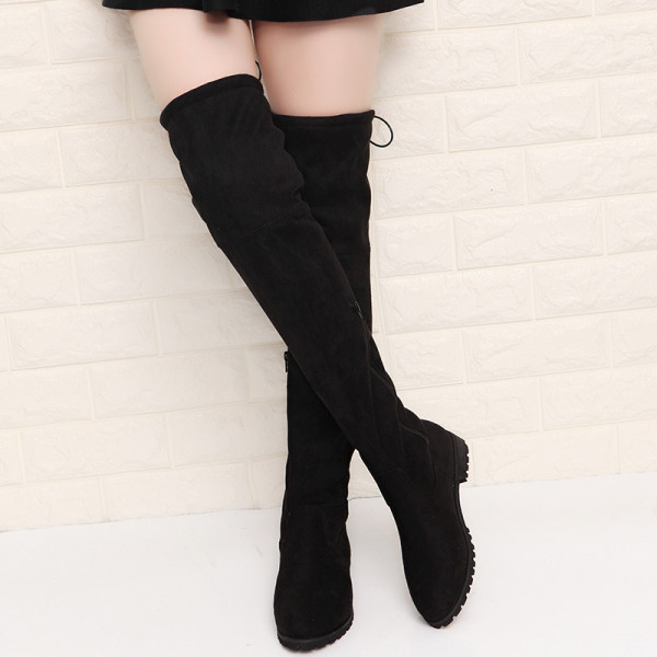 Womens winter over the knee boots