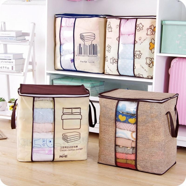 Storage bags home organization